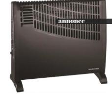 Vælg den rigtige el radiator