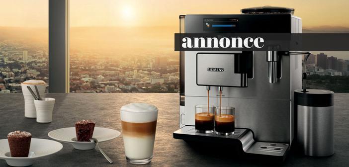 Kaffemaskine med kværn Test
