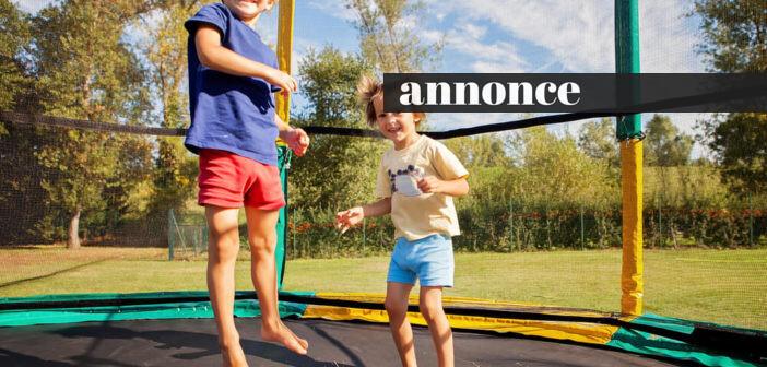 trampolin test