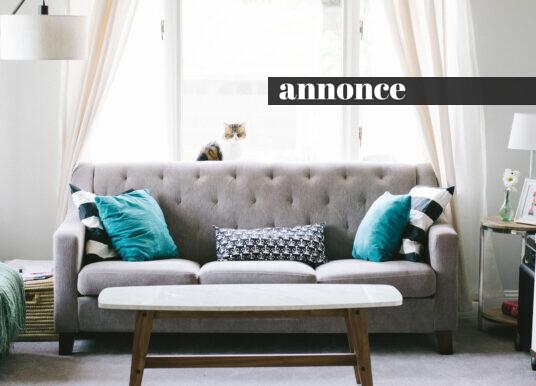Få råd til nye møbler med et kviklån