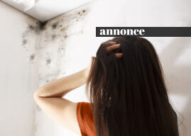 Har du mistanke om skimmelsvamp i dit hjem?