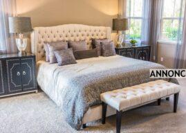 Sådan skaber du et fedt soveværelse