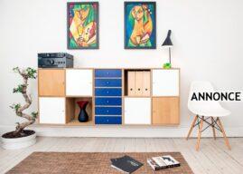 Møbelknopper vil binde dit hjem sammen