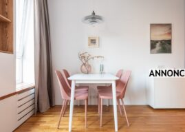 3 tips til en minimalistisk og stilren indretning af boligen