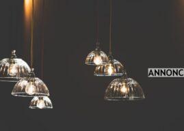 Brug belysning til at dekorere din bolig