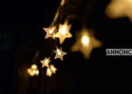 Få en hyggelig stemning med LED julebelysning